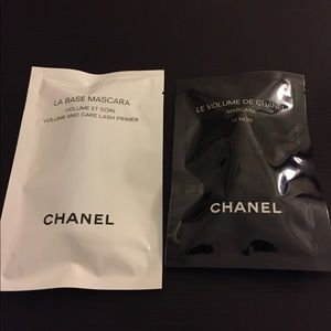 Two CHANEL Mascara's- Le Base & Le Volume. New!